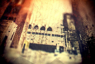Photograph - Dream City by Susan Stone