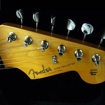 Photograph - Dream Guitar by Florene Welebny
