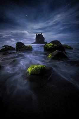 Coastal Landscape Photograph - Dream In Benijo by Eliecer Labory