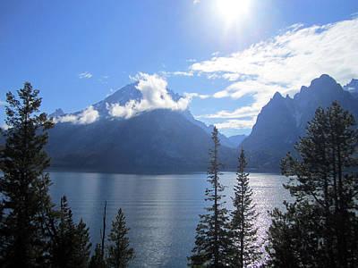 Tetons Photograph - Dream Lake by Mike Podhorzer
