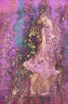 Youth Digital Art - Dream Land by Bonnie Willis