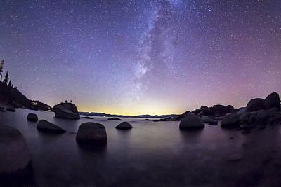 Bonsai Rock Photograph - Dream Land by Brad Scott