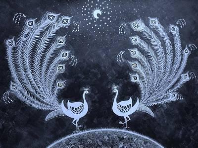 Painting - Dream Land II by Anjali Vaidya