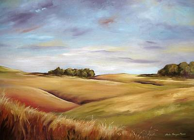 Painting - Dream Land by Paula Marsh