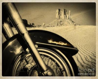 Photograph - Dream Machine by Edmund Nagele