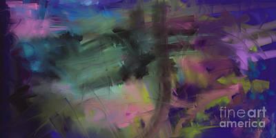 Digital Art - Dream Memory by Kristen Fox