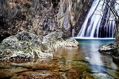 Buche Photograph - Dream Nature by Pietro Annoni