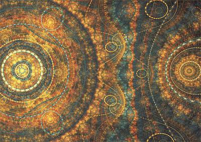 Digital Art - Dream Of Eternity by Martin Capek