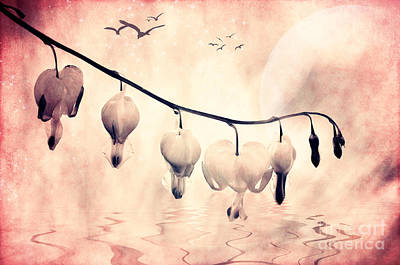 Dream Of Spring Art Print by Angela Doelling AD DESIGN Photo and PhotoArt