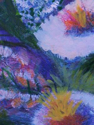 Dream Of Spring Art Print by Anne-Elizabeth Whiteway
