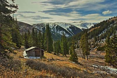 Mountainmen Photograph - Dream Of Years Past by Roxie Crouch