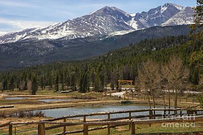Photograph - Dream Ranch by Erika Weber