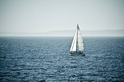 Photograph - Dream Sailing by Ronda Broatch