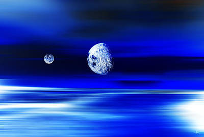All-sorts Digital Art - Dream Scapes Series Forever Dreams . by Sir Josef - Social Critic - ART