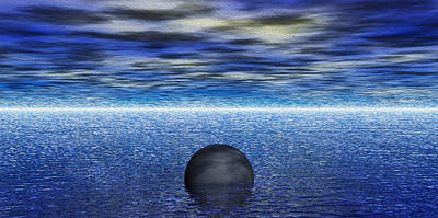 Dream Scapes Series One Art Print by Sir Josef - Social Critic - ART