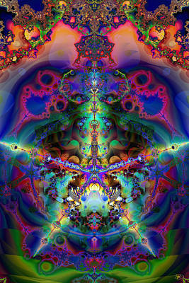 Digital Art - Dream Star by Kiki Art