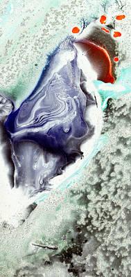 Digital Art - Dream Traveler by Christine Ricker Brandt