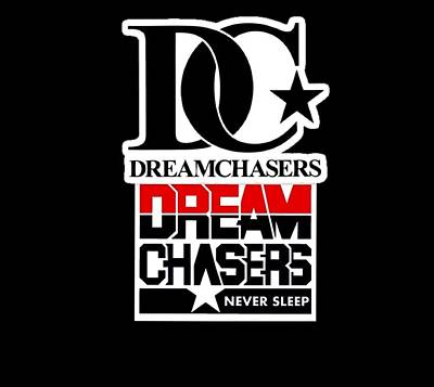 Dreamchasers Art Print by Dream Chasers Never Sleep