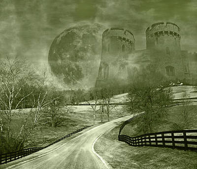 Old Country Roads Photograph - Dreamer Kingdom by Betsy Knapp