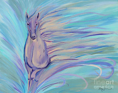 Dreamer Art Print by Stacey Zimmerman