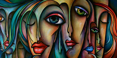 Animated Painting - Dreamers  2 by Michael Lang