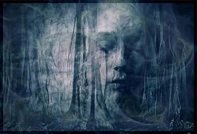 Tree Roots Digital Art - Dreamforest by Gun Legler