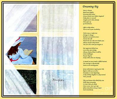 Dreaming Big  Art Print