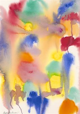 Painting - Dreaming In Color by Angela Bushman