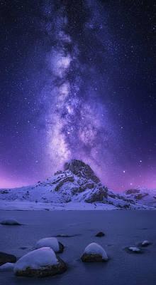 Asturias Photograph - Dreaming Light by Carlos F. Turienzo
