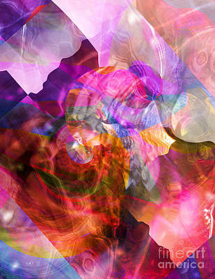 Digital Art - Dreaming by Margie Chapman