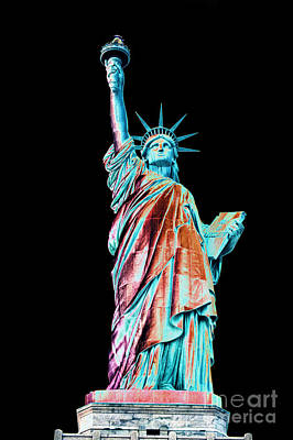Photograph - Dreaming Of Liberty by Steve Purnell