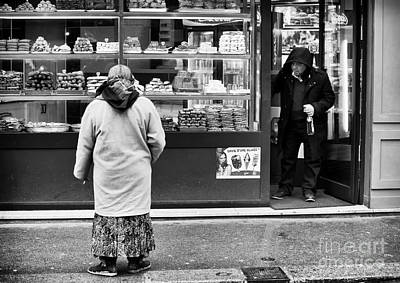 Photograph - Dreaming Of Treats In Paris by John Rizzuto
