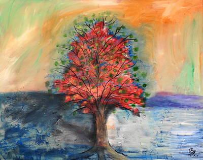 Dreaming Of Trees Original