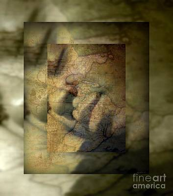 Dreaming Of What Could Be Isn't Meant To Be Art Print by Fania Simon