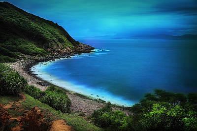 Photograph - Dreamlike Grass Island by Afrison Ma