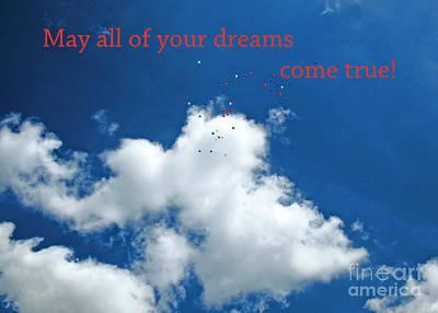 Photograph - Dreams Come True by Connie Fox