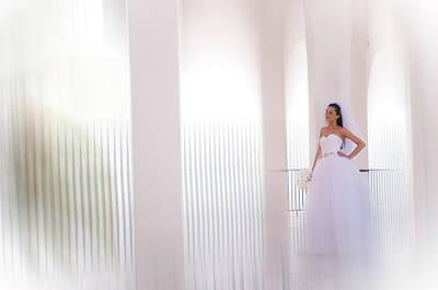 Jenny Rainbow Wedding Photograph - Dreams Coming True. Impressionism by Jenny Rainbow