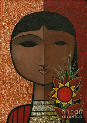 Painting - Dreams Of Bahia by Terry Durham