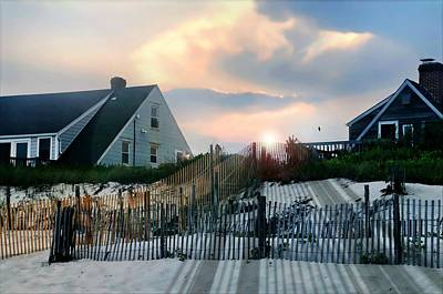 Photograph - Dreams Of Long Beach Island by Diana Angstadt