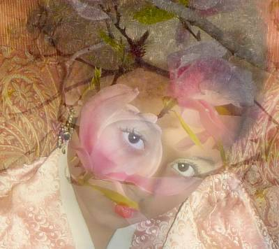 Photograph - Dreams Of The Orient by Jodie Marie Anne Richardson Traugott          aka jm-ART