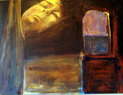 Painting - Dreams by Rosemarie Hakim
