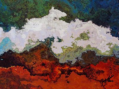 Dreamscape 3 Art Print