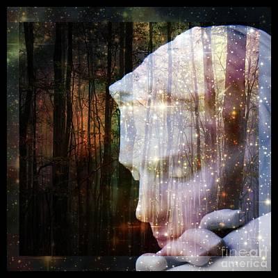 Of Lucid Dreams / Dreamscape 4 Art Print by Elizabeth McTaggart
