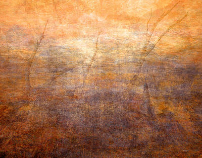 Warm Mixed Media - Dreamscape by Leland D Howard