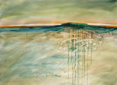 Painting - Dreamscape by Lynda Hoffman-Snodgrass