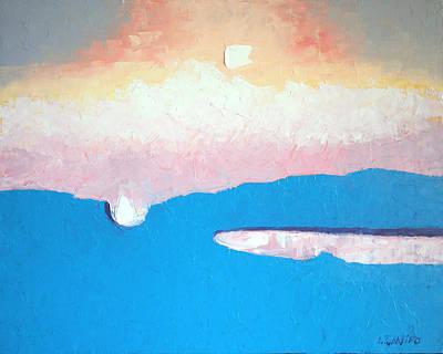 Dreamscape Vi Art Print by Laura Tasheiko