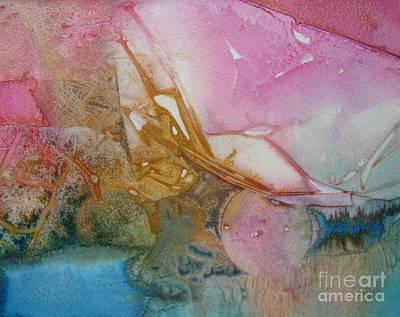 Dreamspace 106 Art Print by Elis Cooke