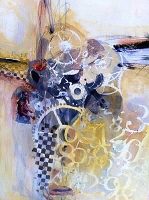 Observer Mixed Media - Dreamtime by Gloria Avner