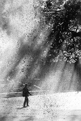 Dreamwalking Print by Ilker Goksen