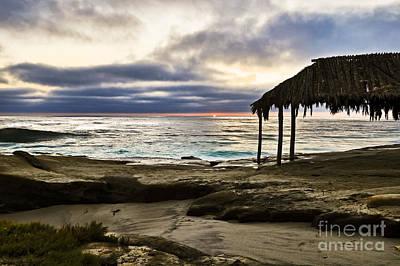 Palapas Wall Art - Photograph - Dreamy Beach 2 by Kelly Wade